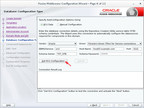 Oracle Forms & Reports 12 2 1 2 0: Create and Configure on the OEL